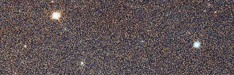 Hubble Andromeda Zoom max zoom